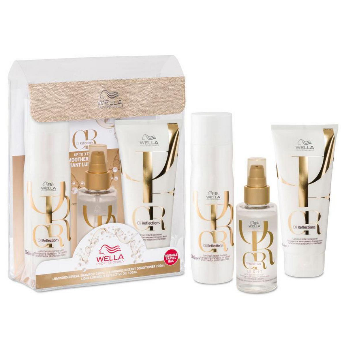 WELLA | OILS REFLECTIONS PACK