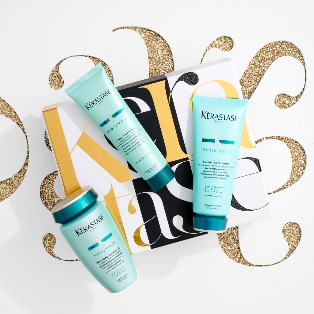 KERASTASE | RÉSISTANCE FORCE ARCHITECTE LUXURY GIFT SET