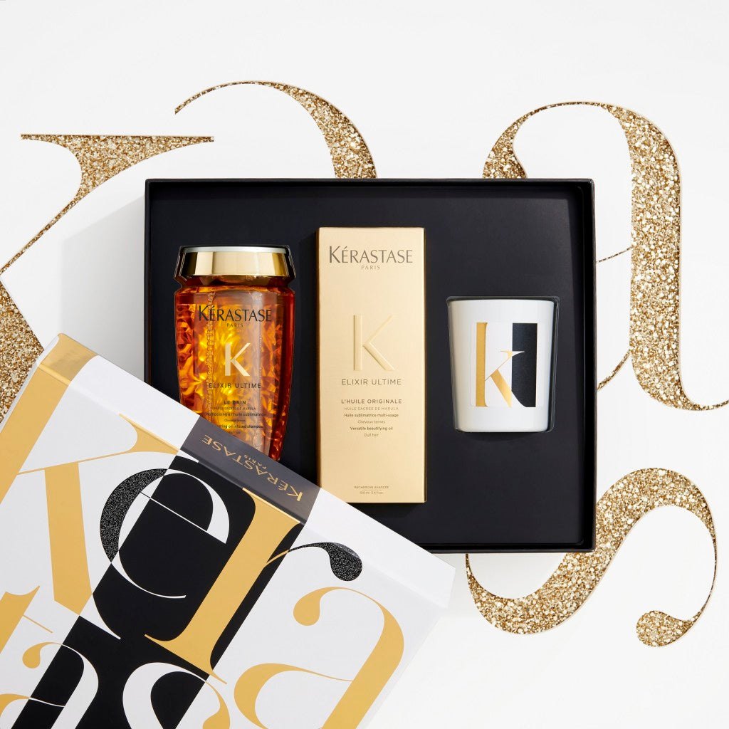 KERASTASE | ELIXIR ULTIME LUXURY SET