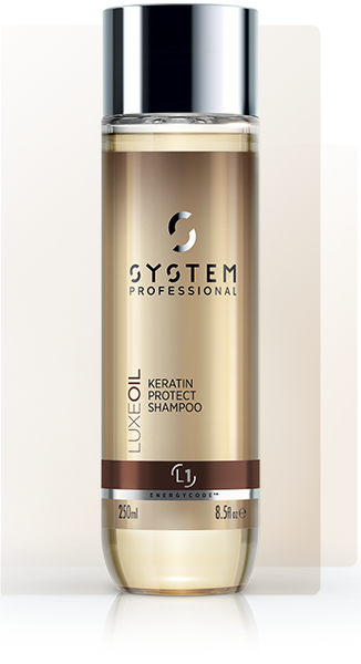 System Professional | Luxe Oil Keratin Protect Shampoo