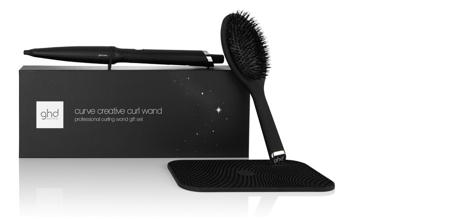 GHD Creative Curl Wand Set