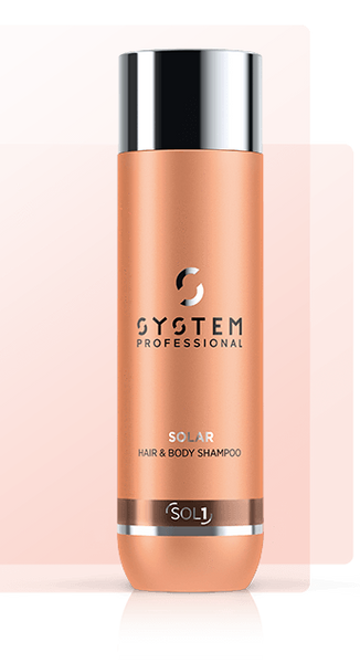System Professional | Solar Hair and Body Shampoo