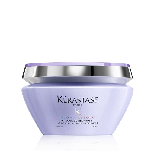 Kérastase Blond Absolu Masque Ultra-Violet Purple Hair Mask 200ml