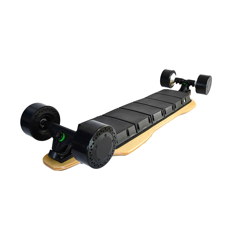 Yeeplayboard AX  Electric Skateboard Flex Flexible Battery,electric longboard motorized skateboard