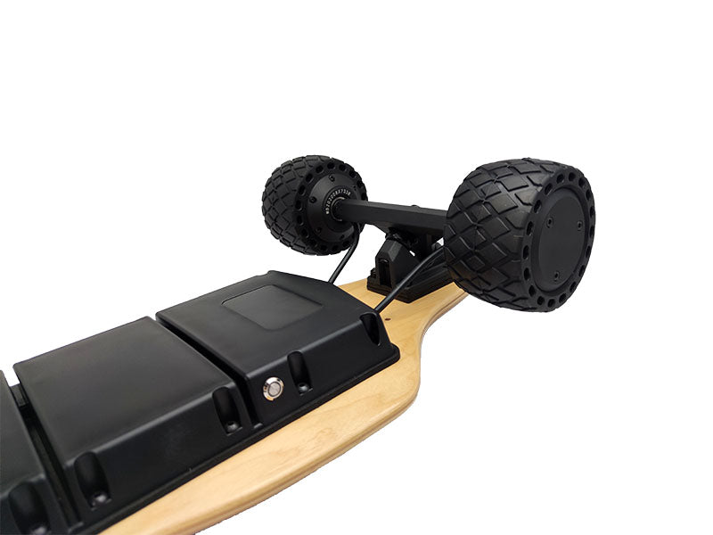 110 honeycomb city off-road, speed 55KM / h electric skateboard