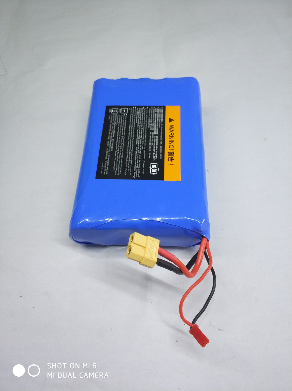 Yeeplay Battery 10S2p