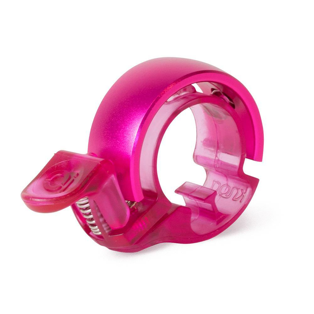 Knog Oi Classic Neon Raspberry Bell Small