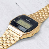 Casio Vintage Diamond Watch A159WGED-1