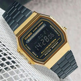 Casio Vintage Series Watch A168WEGB-1B
