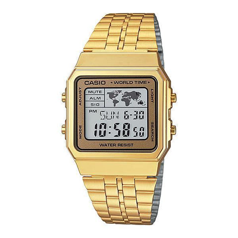 Casio Vintage Series Watch A500WGA-9