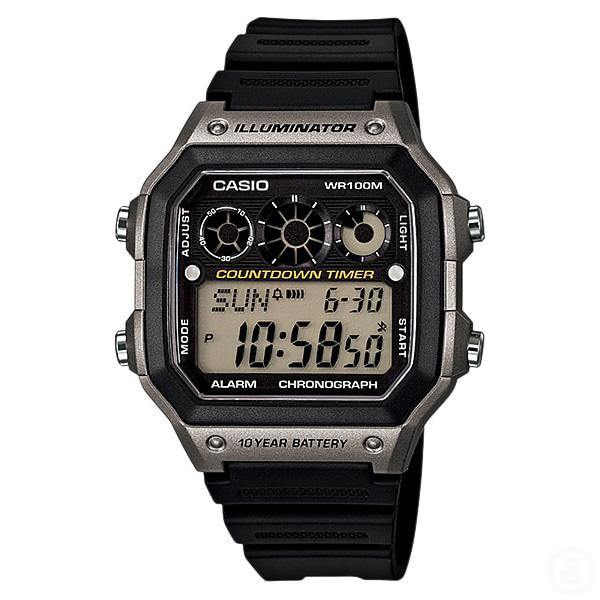 Casio World Time Watch AE-1300WH-8AV