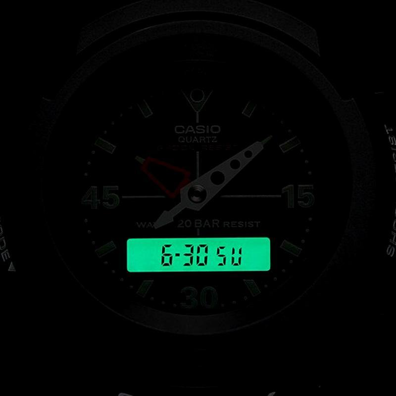 G-Shock Classic Series Watch AW-500E-1E