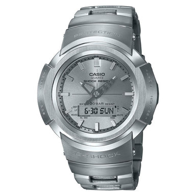 G-Shock Full Metal Silver Watch AWM-500D-1A8