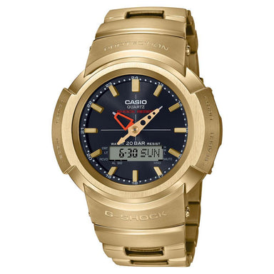 G-Shock Full Metal Gold Watch AWM-500GD-9A