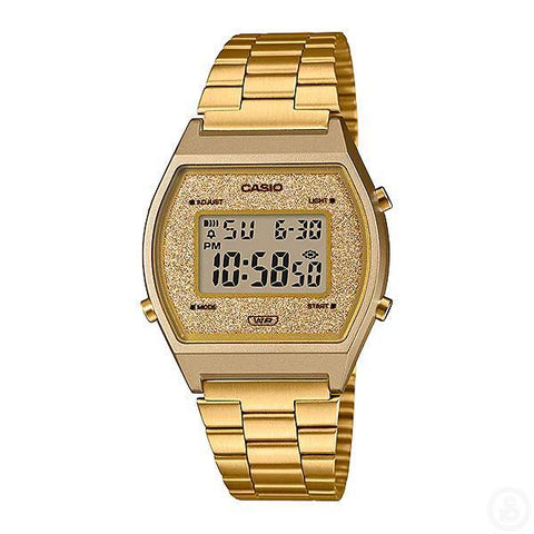 Casio Vintage Series Gold Watch B640WGG-9