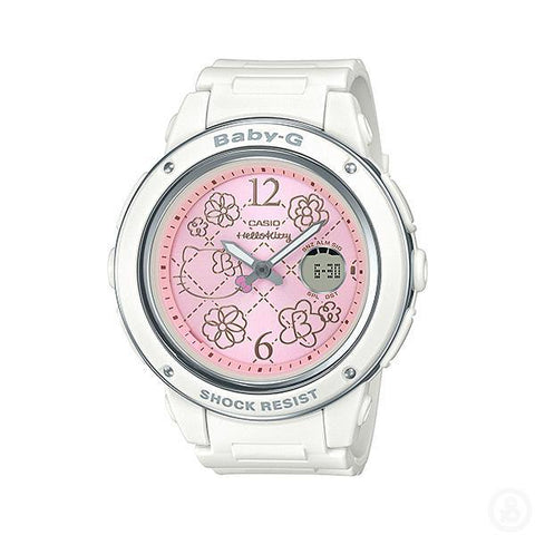 Baby-G Hello Kitty Watch BGA-150KT-7B