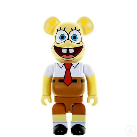 Bearbrick SpongeBob SquarePants 400%