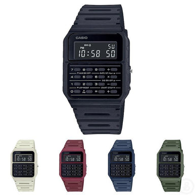 Casio Vintage Series Data Bank Watch CA-53WF