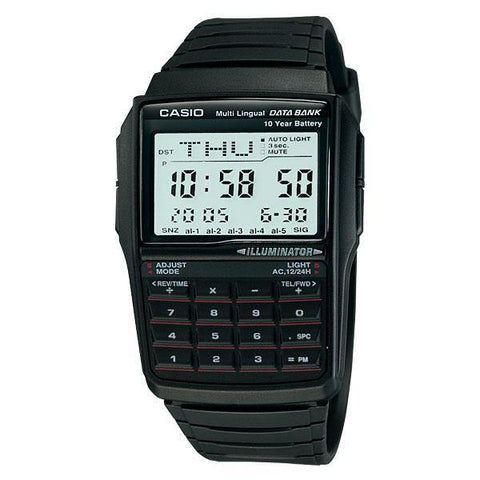 Casio Vintage Calculator Watch DBC-32-1A