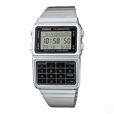 Casio Vintage Calculator Watch DBC-611-1