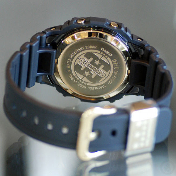 G-SHOCK 35th Anniversary Origin Gold Watch DW-5035D-1B
