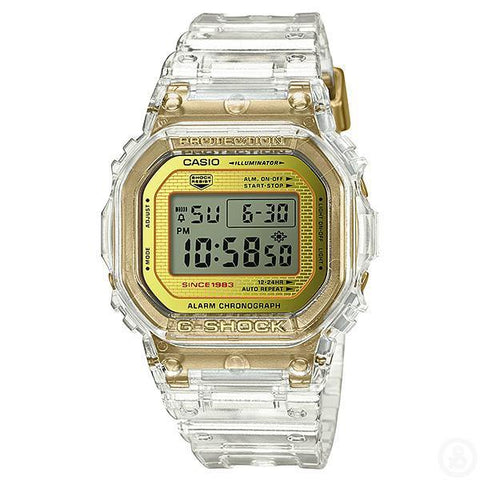 G-Shock Glacier Gold Edition Watch DW-5035E-7