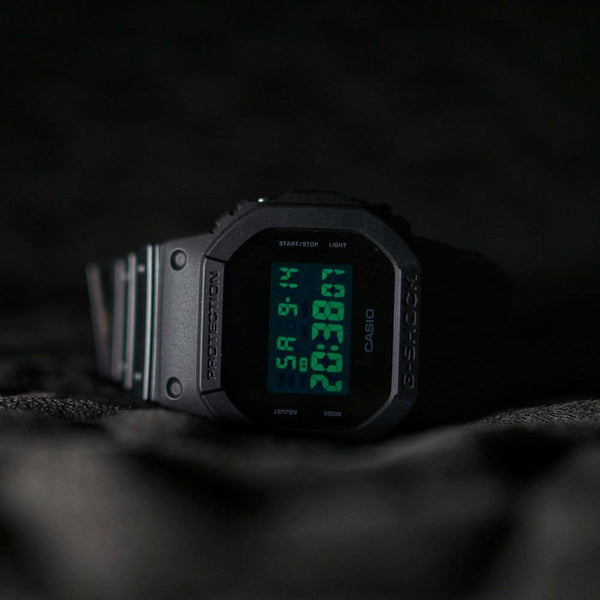 G-Shock Basic Black Watch DW-5600BB-1