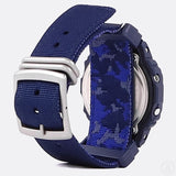 G-SHOCK Reversible Cloth Band Blue Watch