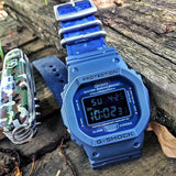 G-Shock Reversible Cloth Band Watch DW-5600LU-2