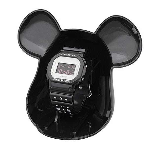 G-Shock x Bearbrick Watch DW-5600MT-1
