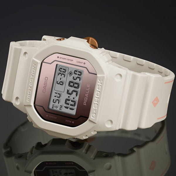 G-Shock x Pigalle Watch DW-5600PGW-7