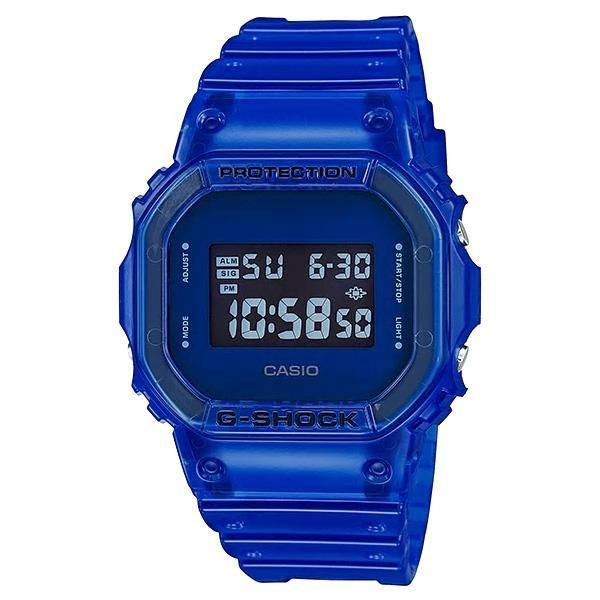 G-Shock Special Colour Blue Watch DW-5600SB-2