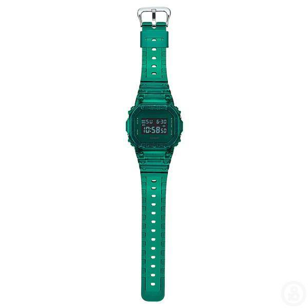 G-Shock Special Colour Green Watch DW-5600SB-3