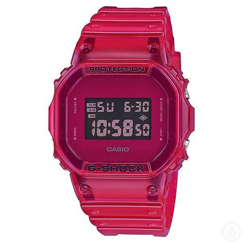 G-Shock Special Colour Red Watch DW-5600SB-4