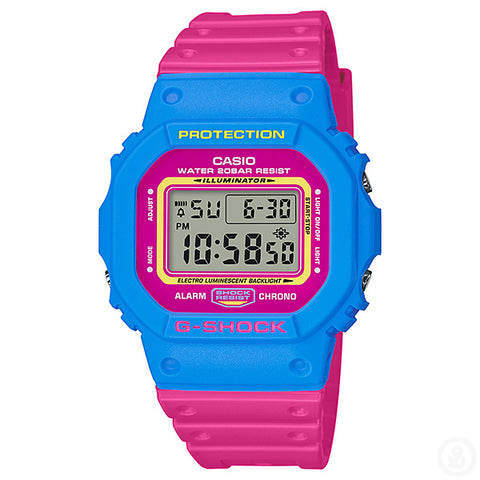 G-SHOCK Special Colour Watch DW-5600TB-4B
