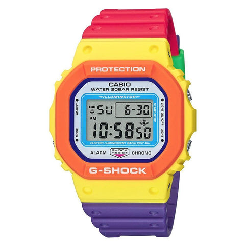 G-Shock Multi-Colored Watch DW-5610DN-9