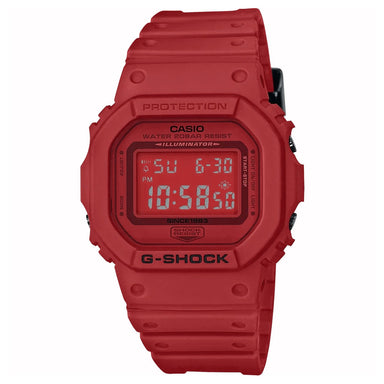 G-SHOCK 35th Anniversary Red Out Watch DW-5635C-4