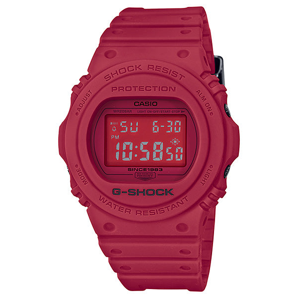 G-SHOCK 35th Anniversary Red Out DW-5735C-4