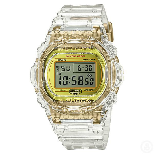 G-Shock Glacier Gold Edition Watch DW-5735E-7