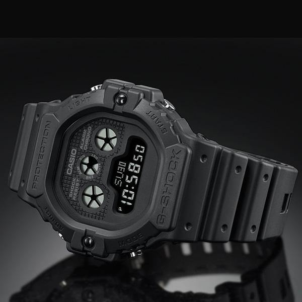 G-Shock Classic Series Watch DW-5900BB-1