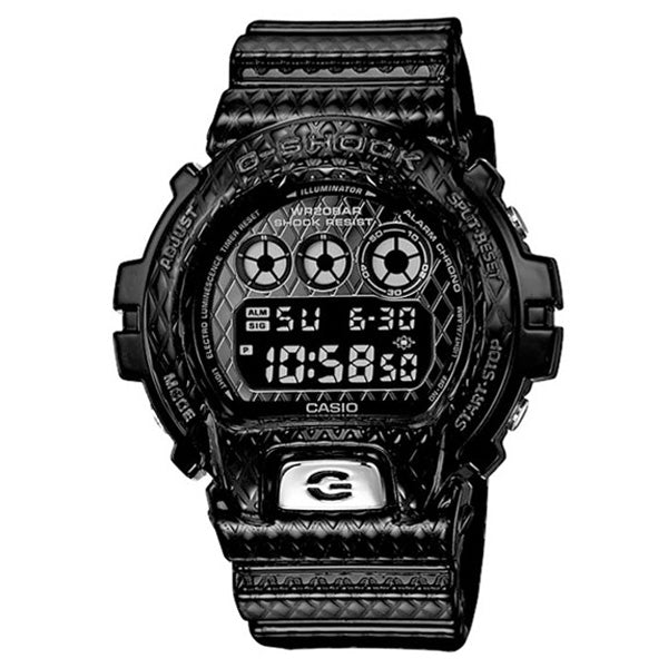 G-SHOCK Diamond Pattern Watch DW-6900DS-1