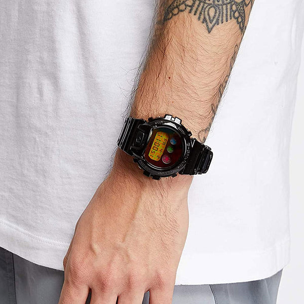 G-Shock Watch Backlight DW-6900SP-1