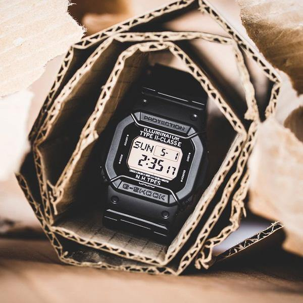 G-Shock x N.Hoolywood Watch DW-D5600NH-1