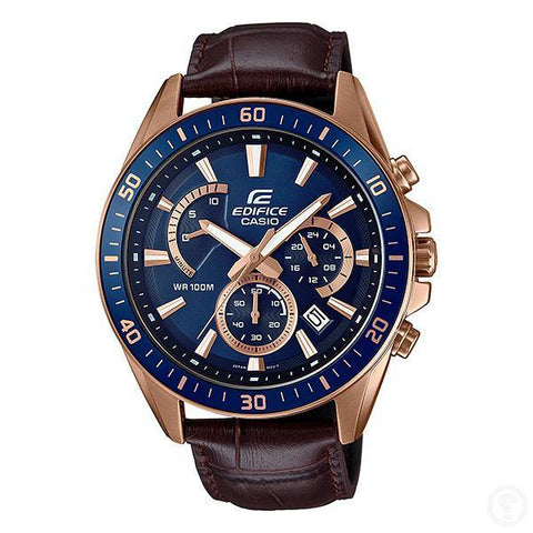 Edifice Chronograph Watch EFR-552GL-2AV