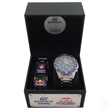 EDIFICE Red Bull V8 Supercars Watch EFR552AR-1A