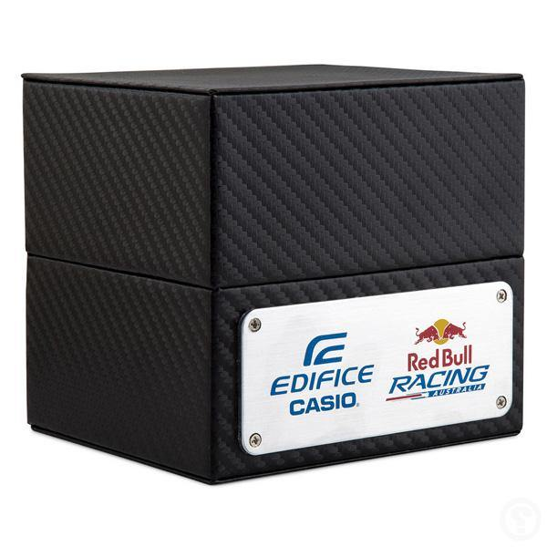 EDIFICE Red Bull V8 Supercars Watch Box