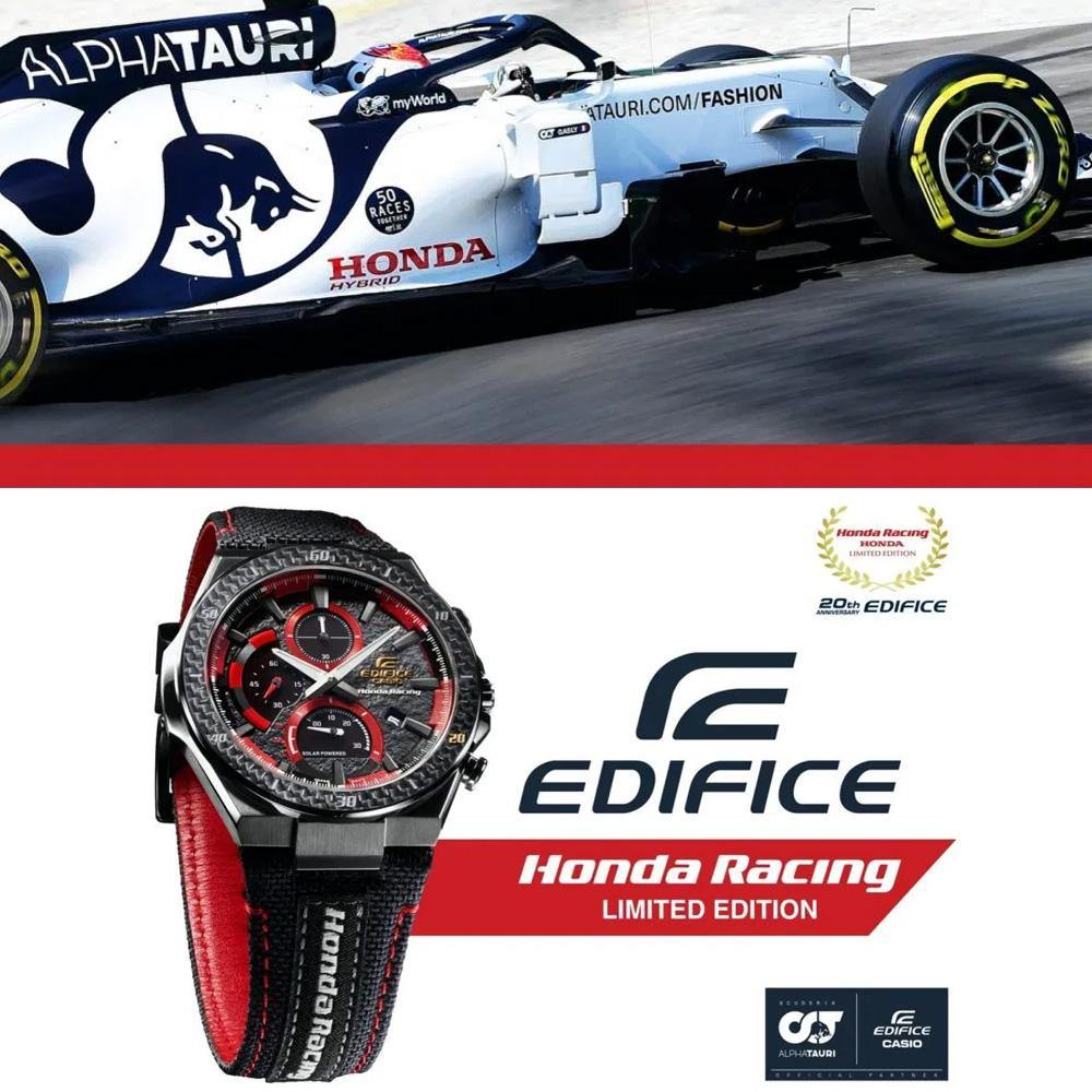 Casio Edifice x Honda Racing EFS-560HR-1A