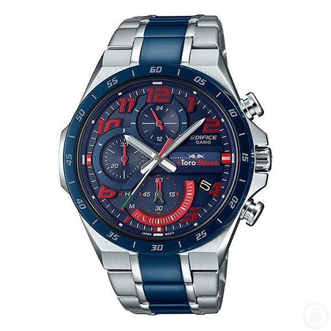 Edifice x Scuderia Toro Rosso Watch EQS-920TR-2A