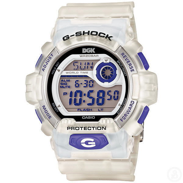 G-Shock x DGK Watch G-8900DGK-7