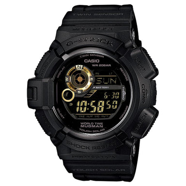 G-Shock Mudman Black Gold Watch G-9300GB-1